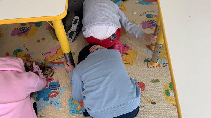Ebeveyn gözünden Deprem Müfredatı